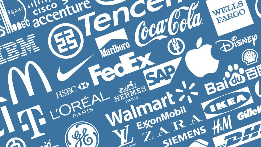 - Thì ngày nay, khi thương mại phát triển mạnh mẽ, khi hàng hoá và dịch vụ bùng nổ, và chất lượng khó có thể phân biệt bằng mắt thường, thì 2 chữ thương hiệu lại càng có trọng lượng hơn.