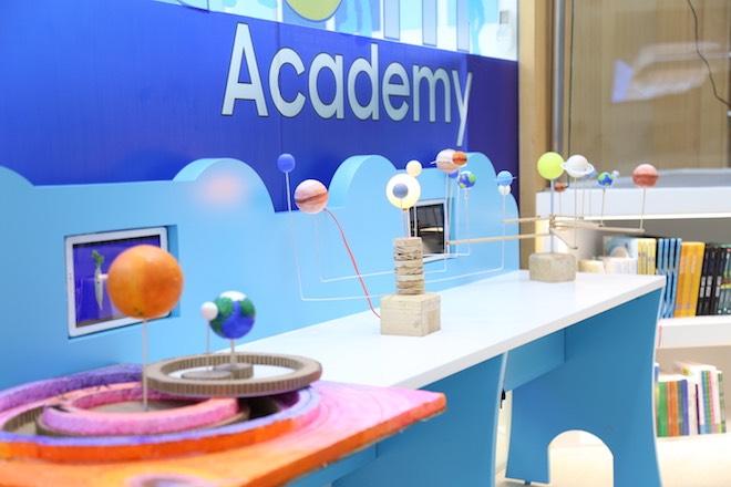 Hiệp hội các giáo viên dạy khoa học quốc gia Mỹ (National Science Teachers Association - NSTA) được thành lập năm 1944 chính là cơ quan đã đề xuất ra khái niệm giáo dục STEM, điều mà S.hub Kids nói trên hướng tới trong việc hỗ trợ giáo dục trẻ nhỏ.