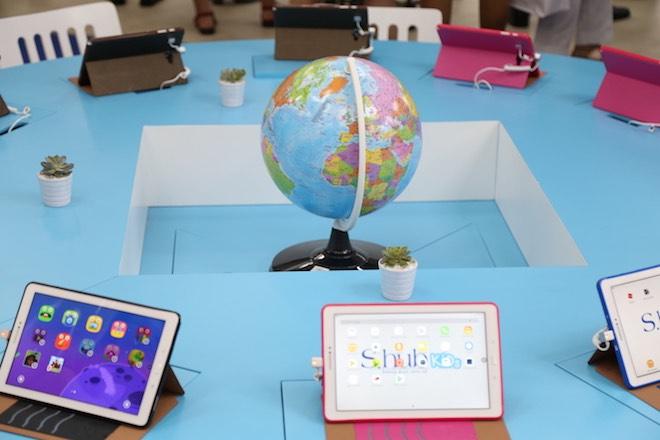 Bên cạnh đó còn có không gian tri thức về khoa học công nghệ trực tuyến cũng như các lớp học và thực hành công nghệ.