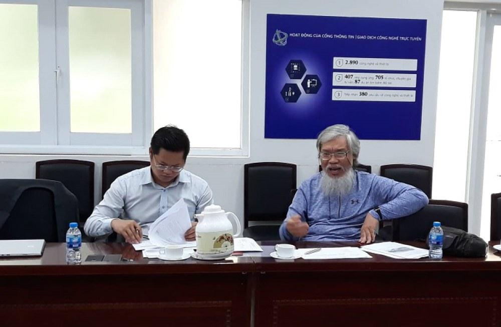 Ông Lý Trường Chiến, chuyên gia hàng đầu về khởi nghiệp, đổi mới sáng tạo nhận vị trí Chủ tịch Hội đồng Giám khảo