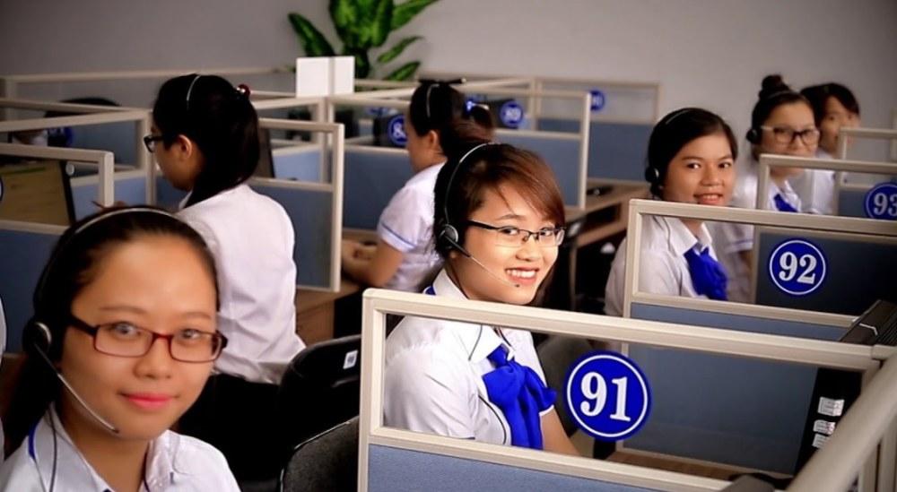 Dự án được triển khai thực hiện tại Trung tâm Thông tin dịch vụ công Đà Nẵng. Ảnh: TTTTDVCĐN.
