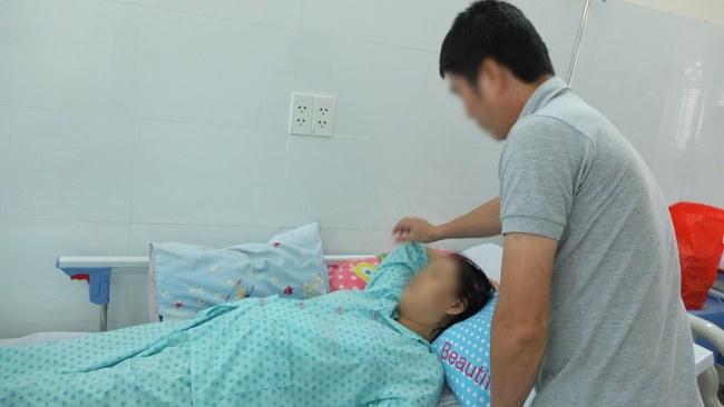 Thai phụ và thai nhi đều ổn định sức khỏe sau phẫu thuật