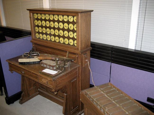 Hệ thống máy tính Hollerith