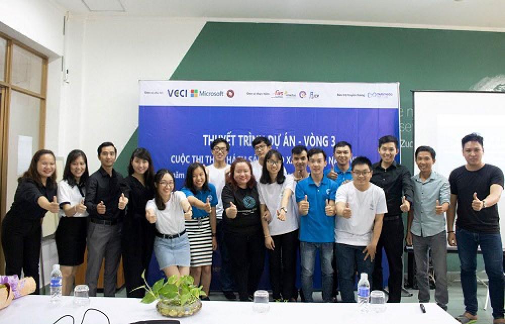 Cuộc thi Thử thách sáng tạo xã hội Việt Nam sẽ chính thức khép lại vào  ngày 22/12 sắp tới cùng với giải thưởng cho dự án khởi nghiệp xuất sắc  nhất sẽ lộ diện. Ảnh: ITP.