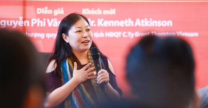 Doanh nhân Nguyễn Phi Vân