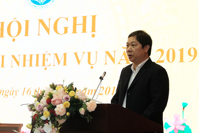 Ông Dương Anh Đức, Giám đốc Sở TT&TT TP.HCM chia sẻ quan điểm của thành phố về việc triển khai thử nghiệm dịch vụ 5G. Ảnh: Trọng Đạt