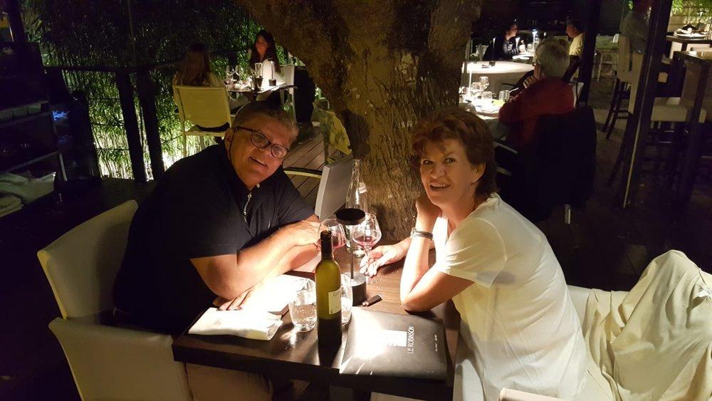 Vợ chồng tỷ phú Axel Schultze và Marita Schultze