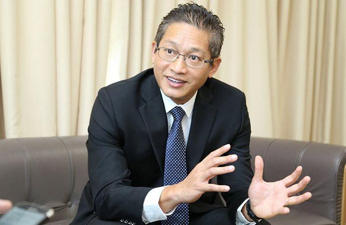Ông Vũ Minh Trí, phó tổng giám đốc VinaGame