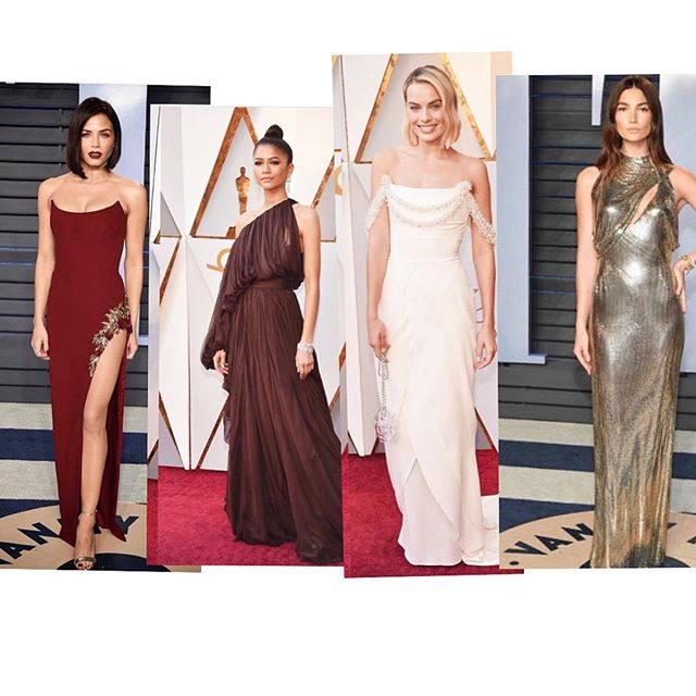 What were your favorite looks from #Oscars2018? 🤩
