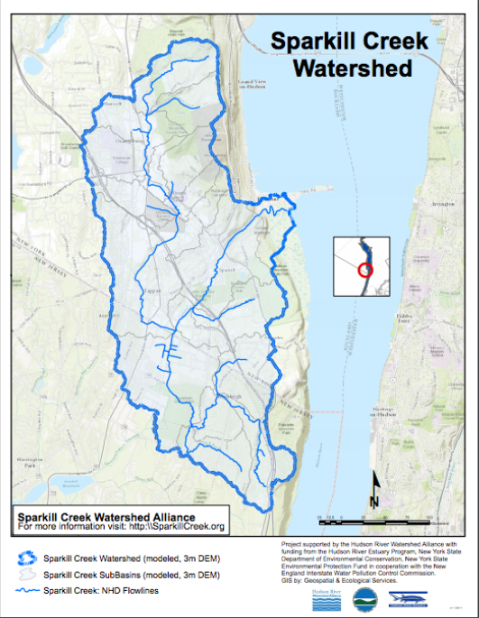 Sparkill Creek Watershed