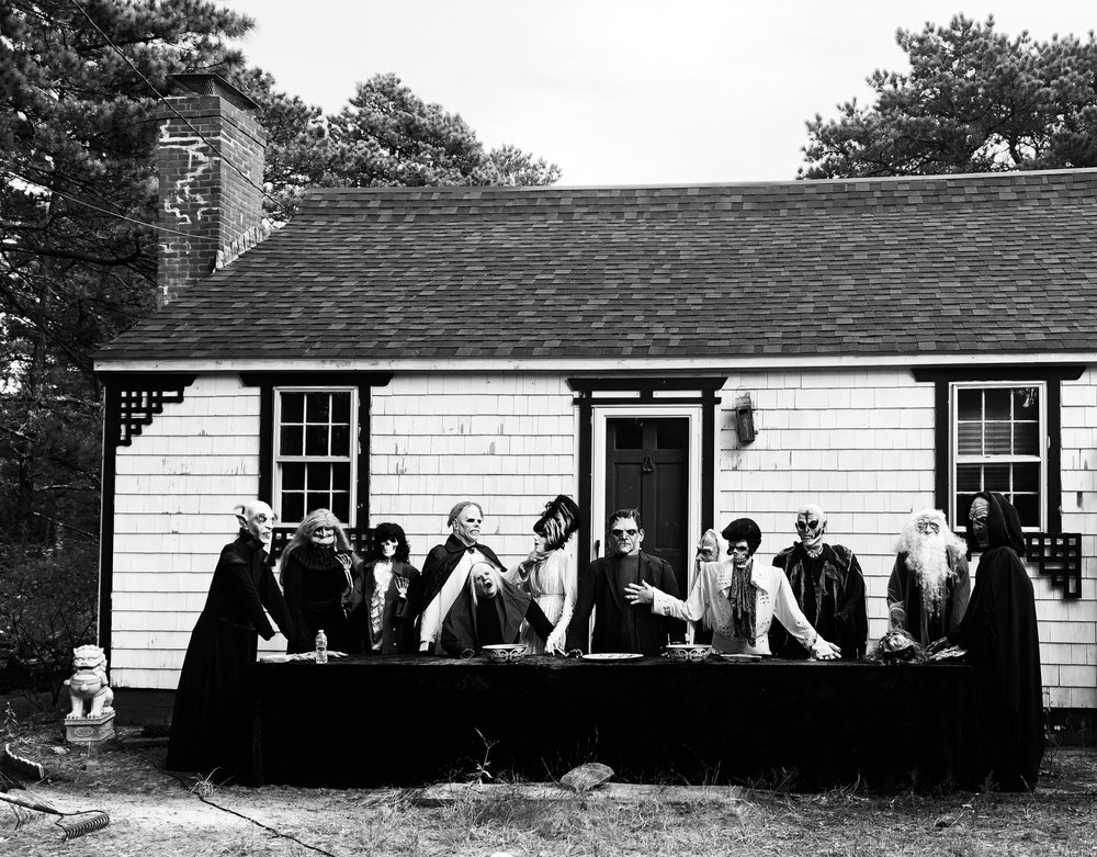 LAST SUPPER ON ROUTE 6, WELLFLEET, MA OCTOBER 10TH 2017