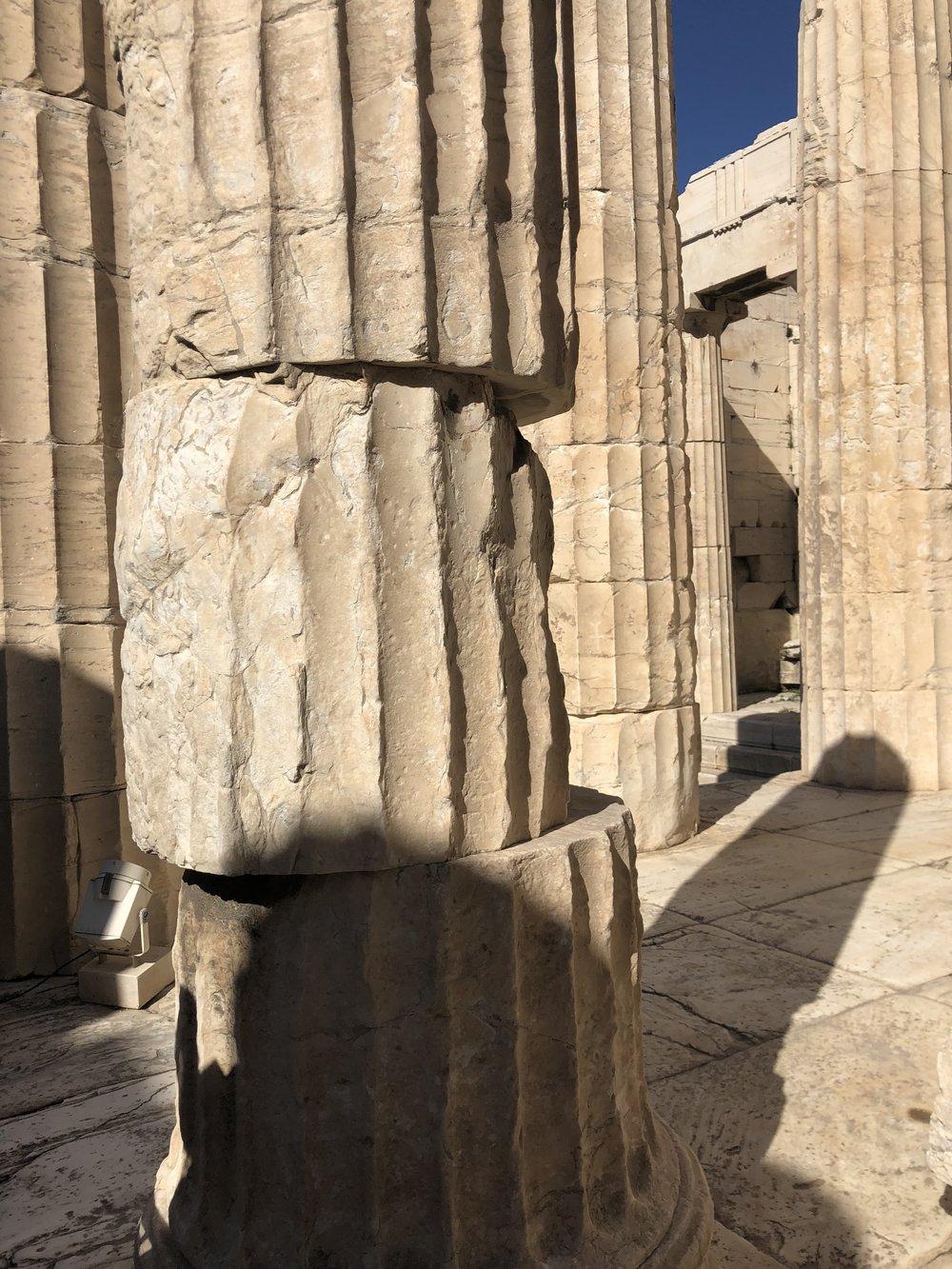 Example of Column Construction