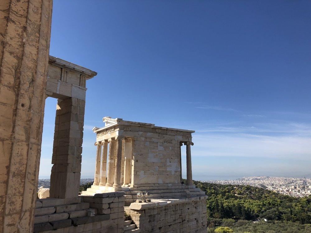 The Sanctuary of Athena Nike