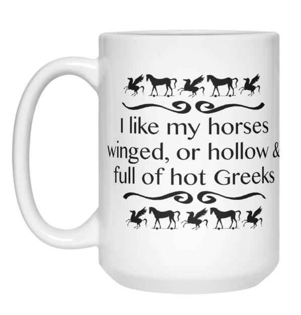 horsesmug