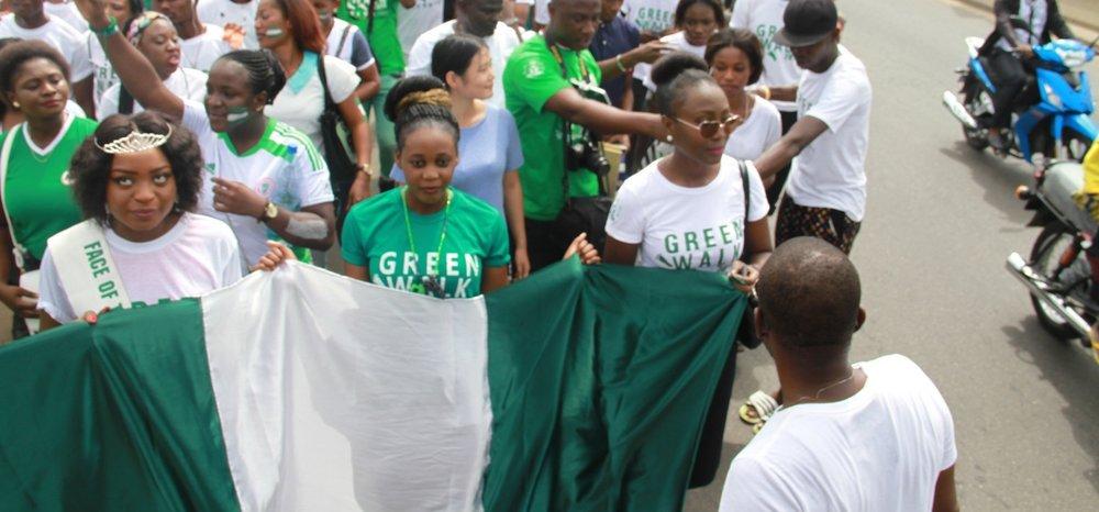 nigeria -
