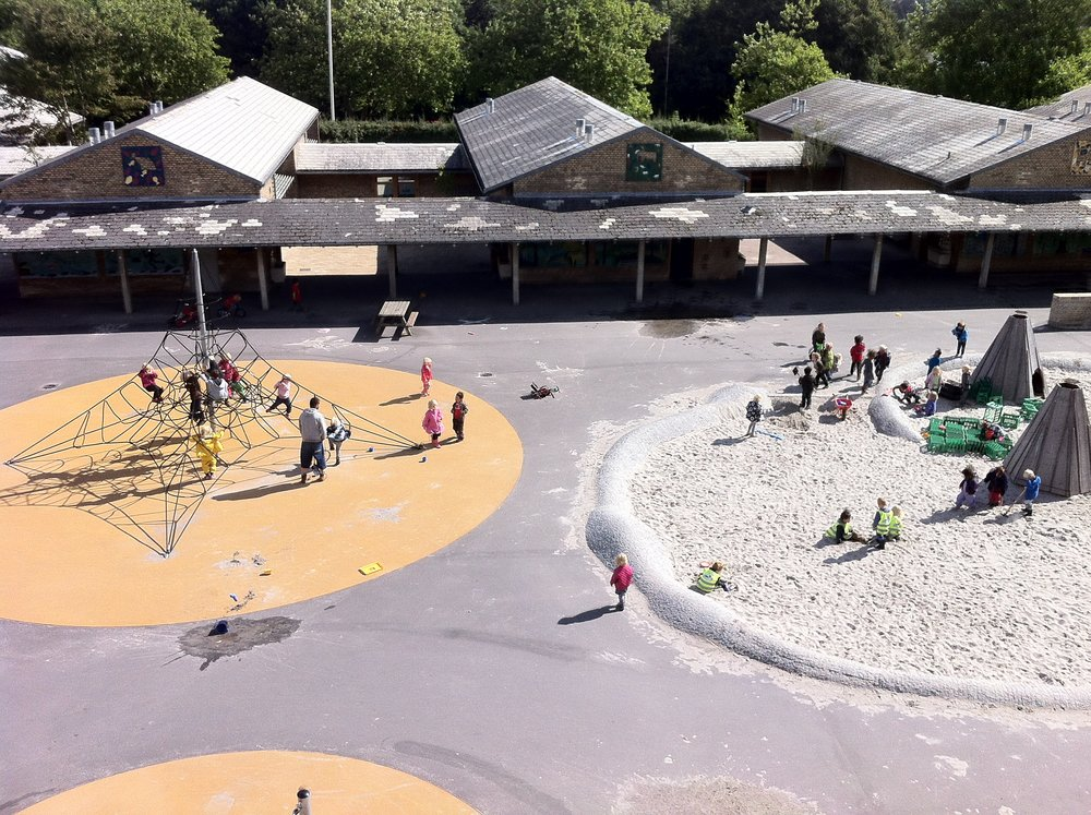 Kobbelvænget - Børnehaver