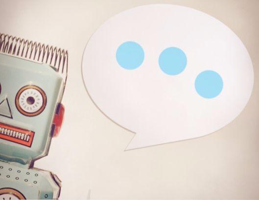 Læs introduktionen til chatbots. -