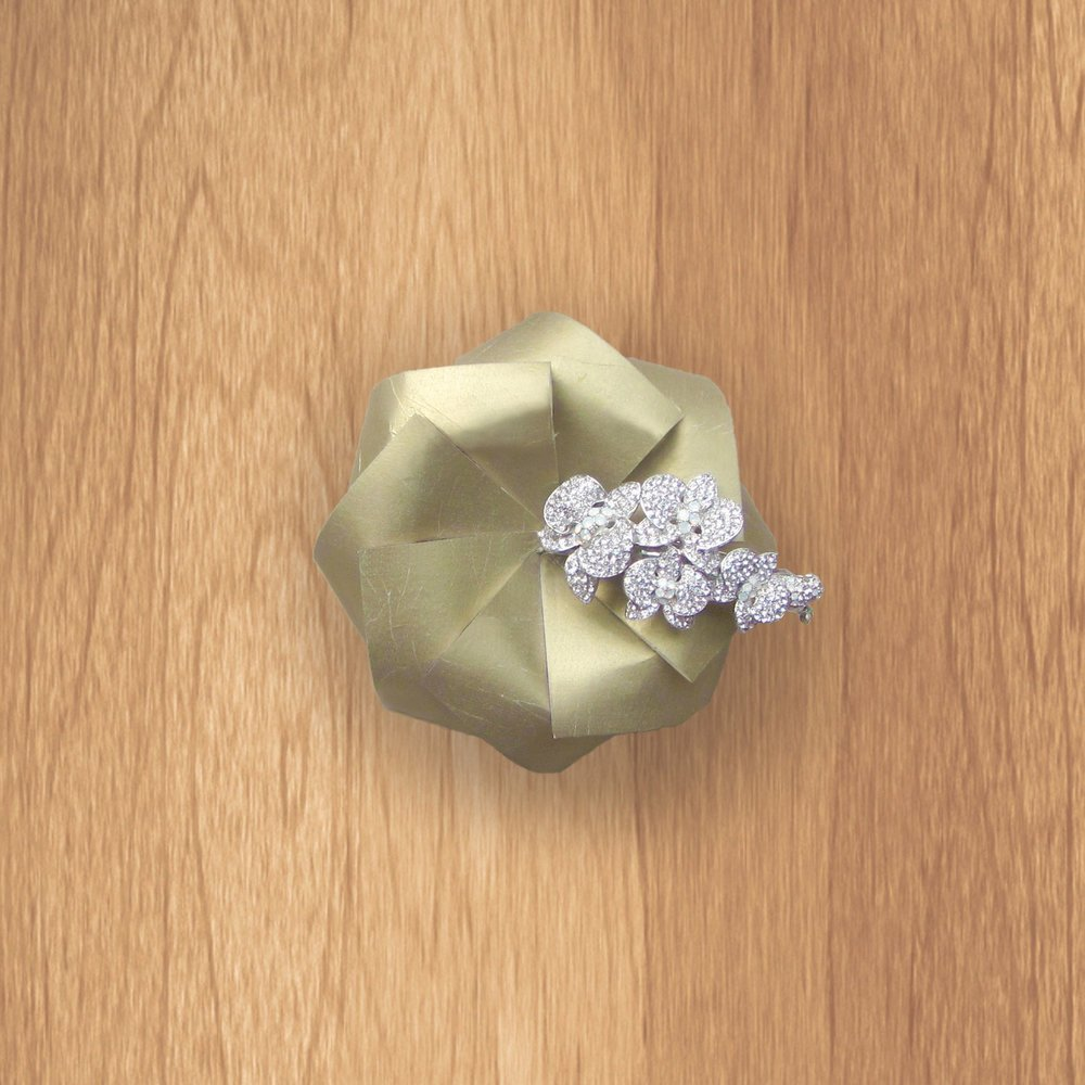 Cuved Origami Gift Packaging