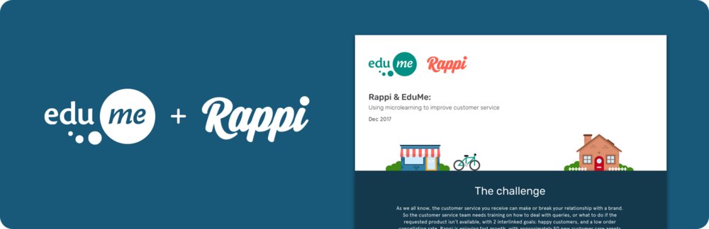 Rappi and EduMe Case Study