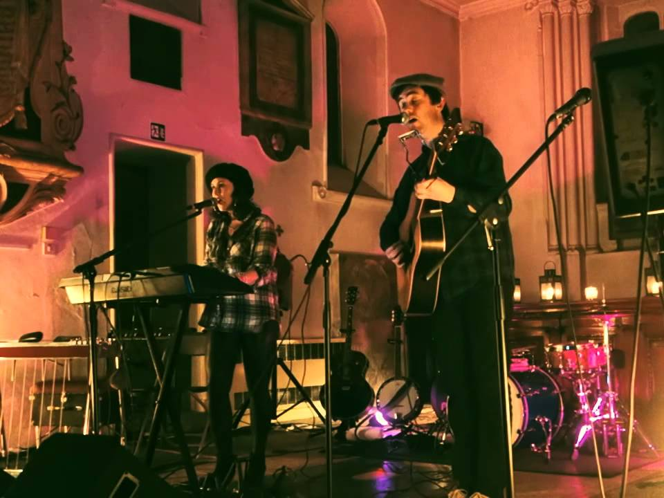 Mahoney & The Moment Live at St. Pancras Church