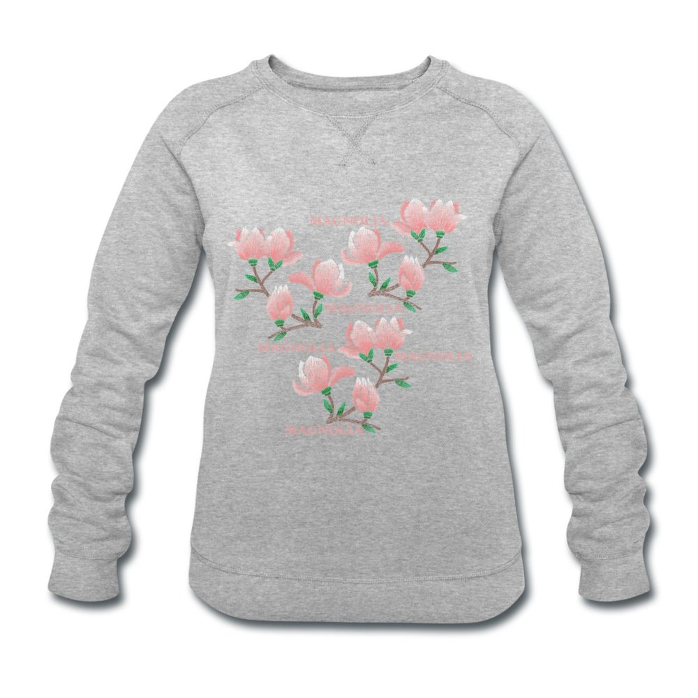 magnolia-sweatshirt-dam-fraan-stanley-stella-gråmel.jpg