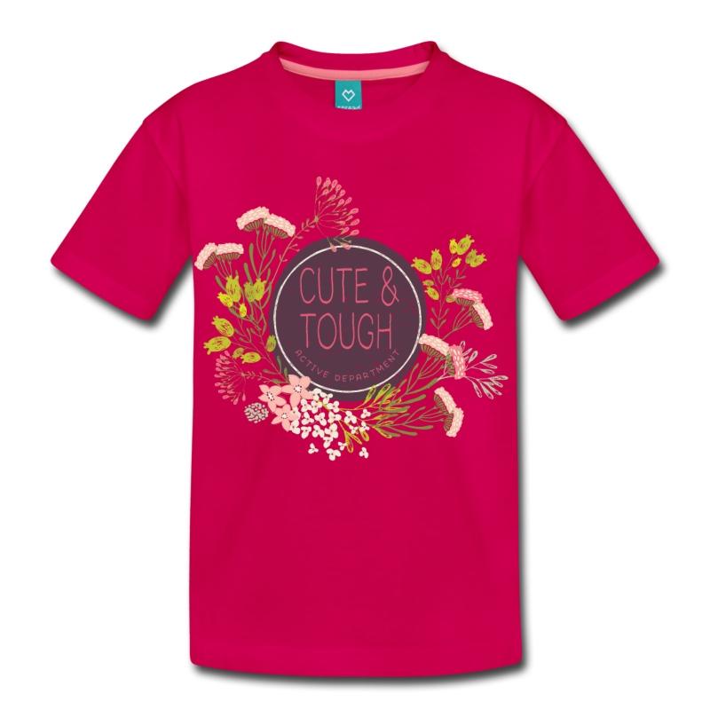 Kortärmad Premium t-shirt. Rättvist och hållbart producerad av slitstark tygkvalité. Finns i stl. 98/104-134/140.