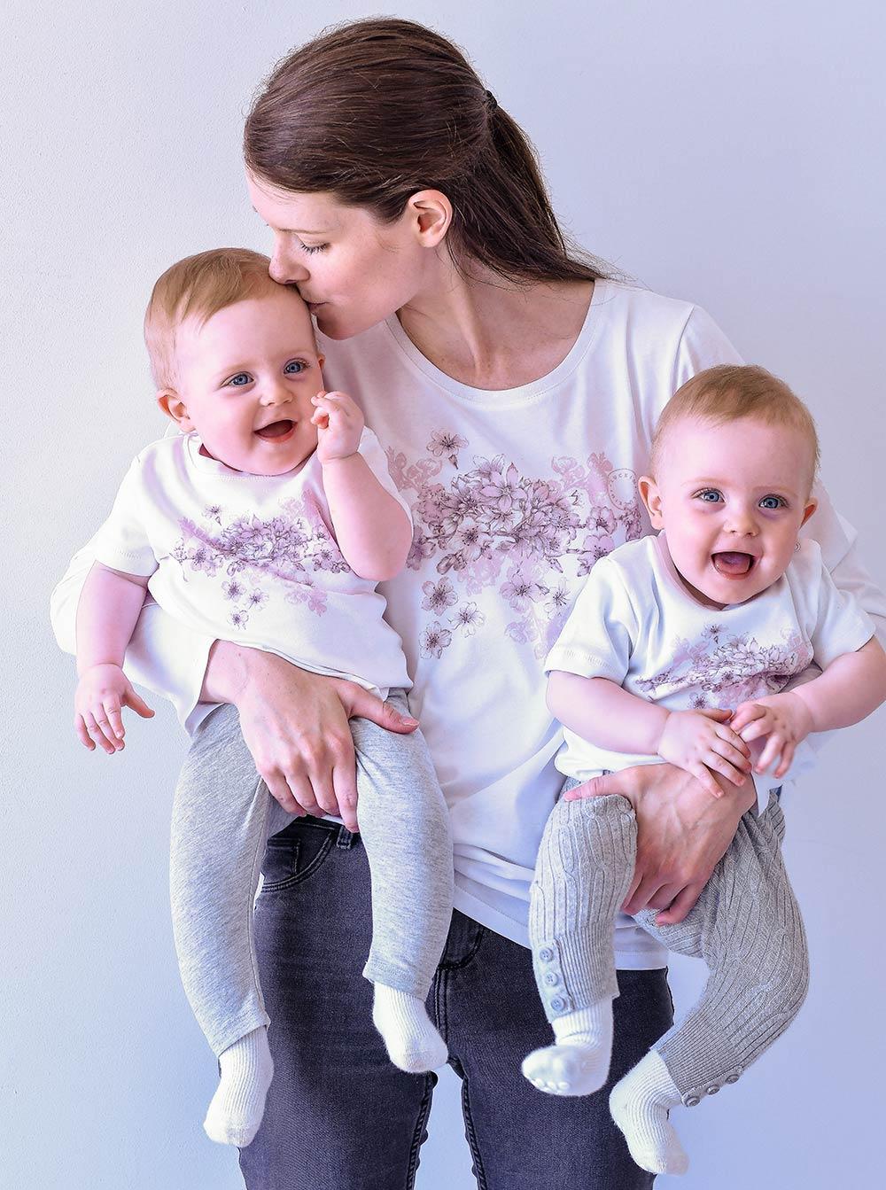 Gillar du att matcha med ditt barn? Många av våra tryck finns för både dam och barn. www.luckimi.com @luckimibrand