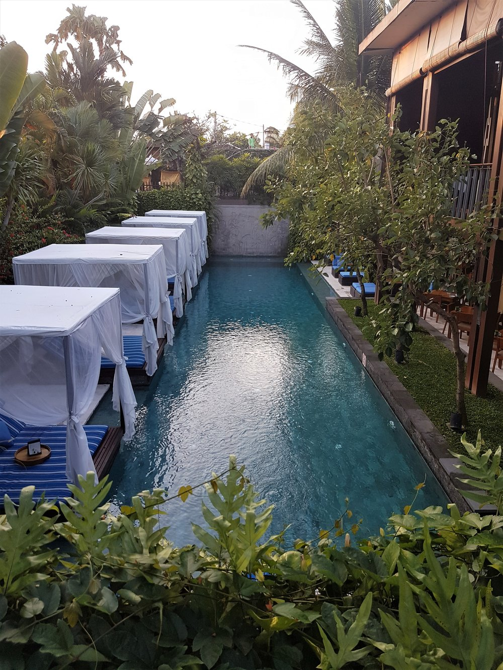 Pool at The Elysian, Private Luxury  in Seminyak