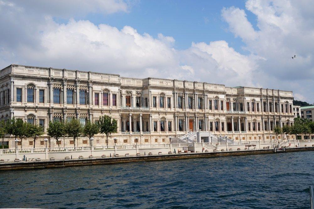 Bosphorus Cruise, Istanbul 2017