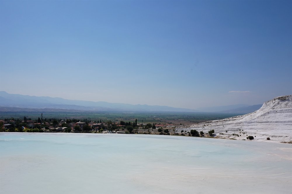 Pamukkale Mineral Springs