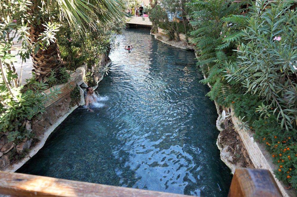 Cleopatra's Pools, Pamukkale
