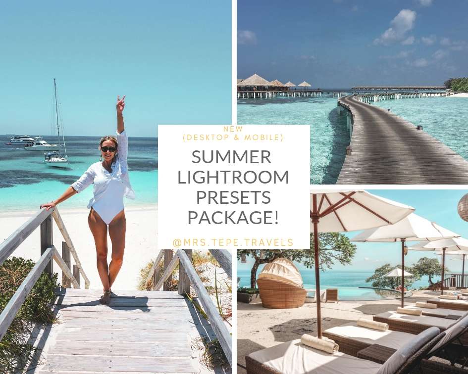 Best free lightroom presets 2019 — Mrs Tepe Travels - Luxury hotels