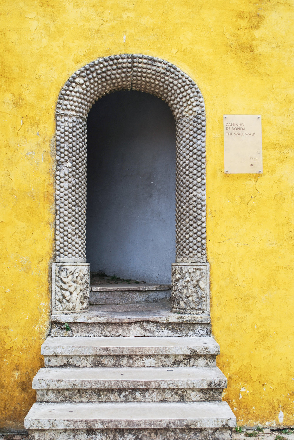 Palácio da Pena / Pena Palace — Visiting Lisbon, Portugal? A Sintra day trip is a must! Read this guide on how to get to Sintra and what to do when you're there.