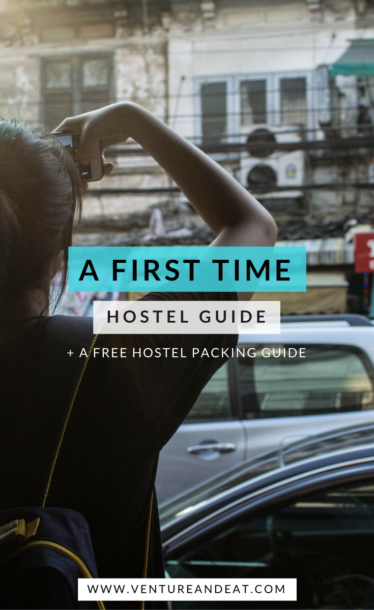Never stayed at a hostel before, but wondering what it's like? Read my guide for for finding the right hostel for you!