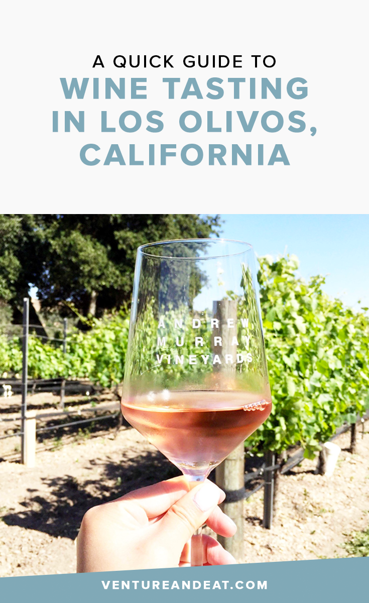 Take a wine tasting day trip from LA to Los Olivos! Discover my tips for wine tasting and where to go in Los Olivos.