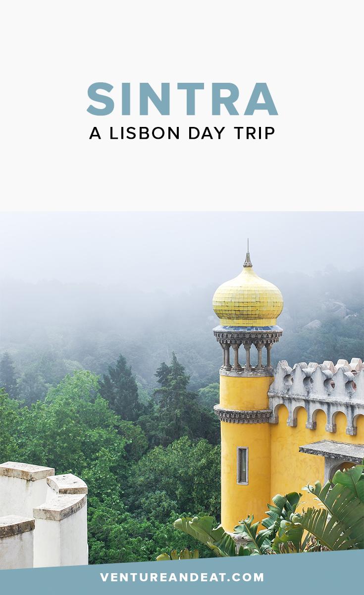 Sintra: A Lisbon Day Trip