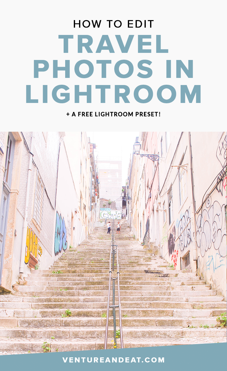 Are you a travel blogger or influencer that wants cohesive photos? You NEED Lightroom. It's so easy to edit quickly and consistently to get a cohesive Instagram Feed or blog photos.