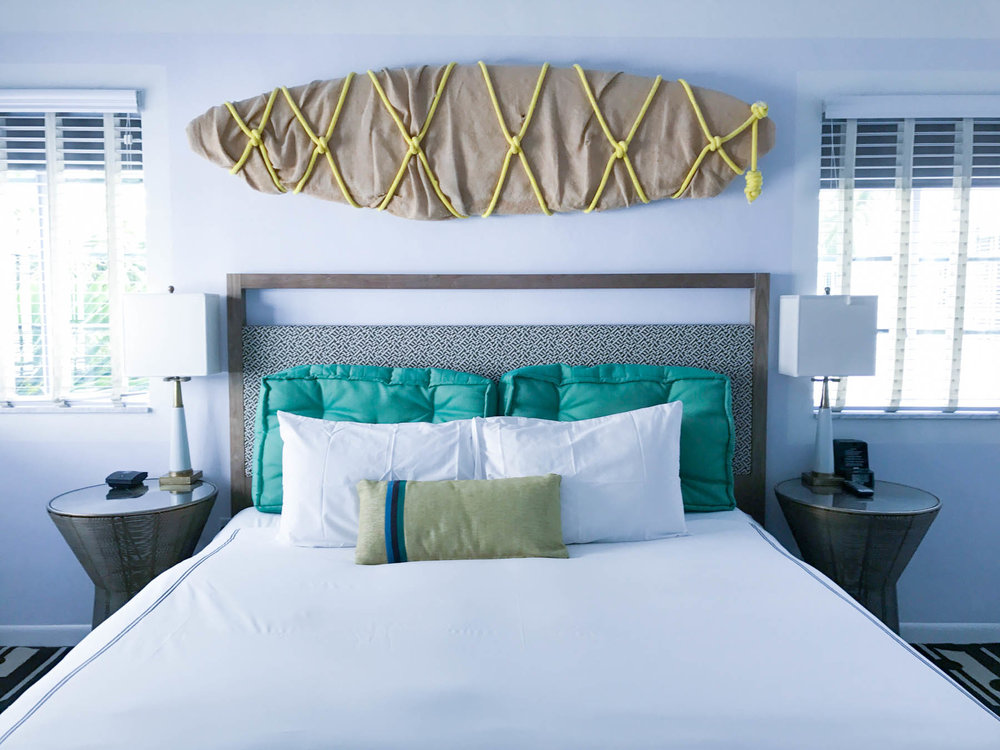 South Beach Miami - The KimptonSurfcomber Hotel