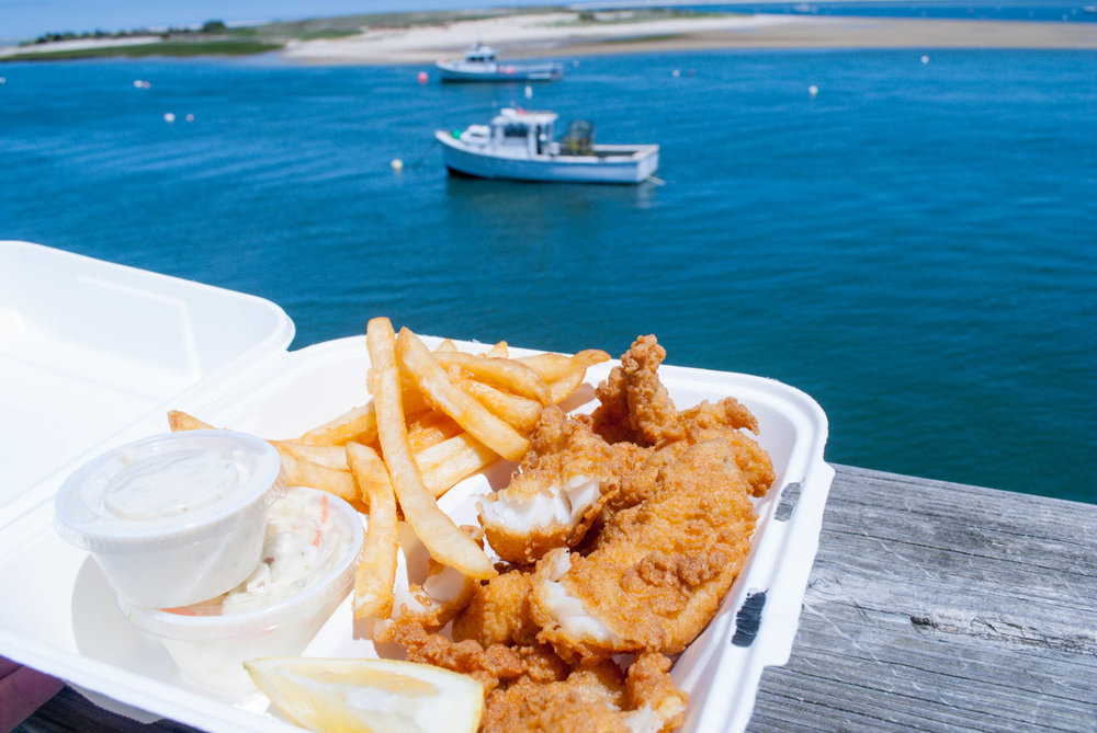 Chatham Pier Fish Market — Thinking of taking a Cape Cod vacation? Stay in Chatham, Massachusetts for a relaxing beach vacation with your family and friends. This travel guide will tell you how to get there, where to stay, what to do, and what to eat!