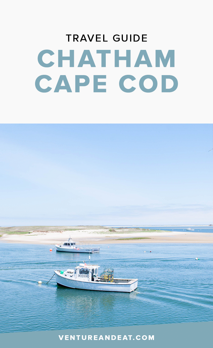 Thinking of taking a Cape Cod vacation? Stay in Chatham, Massachusetts for a relaxing beach vacation with your family and friends. This travel guide will tell you how to get there, where to stay, what to do, and what to eat!