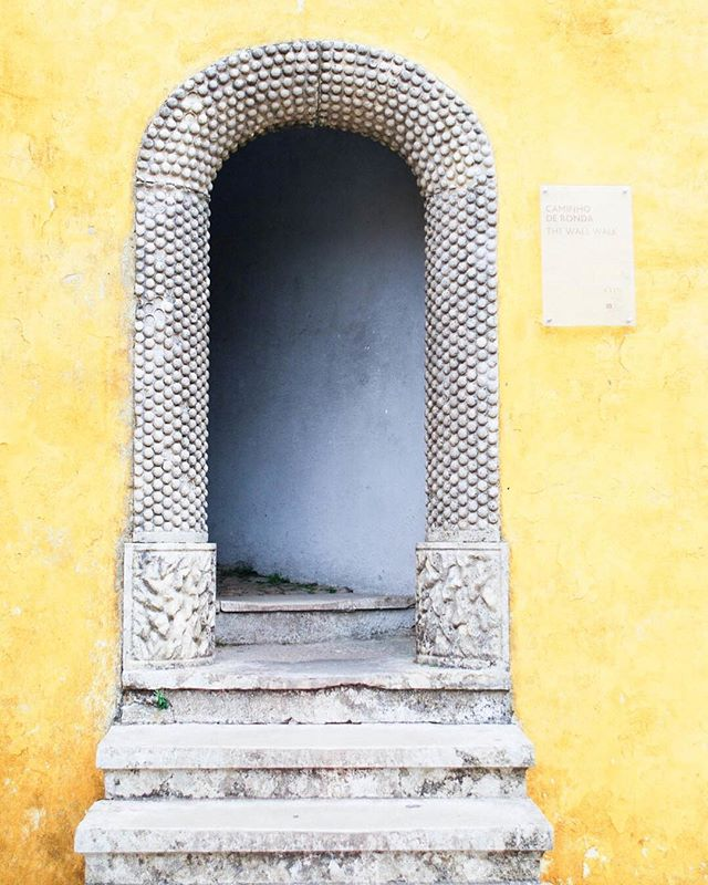 Have you been to the magical city of Sintra, filled with palaces and castles? It's only a 40 minute train ride from Lisbon, so it's a really easy day trip or short overnight trip. ✈️ Take a peek at my Insta Stories for a mini travel guide. For my full guide, use the link in my profile. ⠀⠀⠀⠀⠀⠀⠀⠀⠀ url: https://ventureandeat.com/blog/sintra-lisbon-day-trip ⠀⠀⠀⠀⠀⠀⠀⠀⠀ . . . @visitportugal #visitportugal @visitlisbon #visitlison #sintra #portugal #penapalace @matadornetwork #LiveTravelChannel #theeverygirltravels #wanderlust #castles #sintralovers #sheisnotlost #letsflyawayto #wearetravelgirls #femmetravel #doyoutravel #beautifulcities #girlswhotravel #everthewanderer #beautifuldestinations #shetravels #igersofficial  #lifewelltravelled #girlaroundtheworld #darlingescapes #beautifulplaces #sheexplores #girlsthatwander