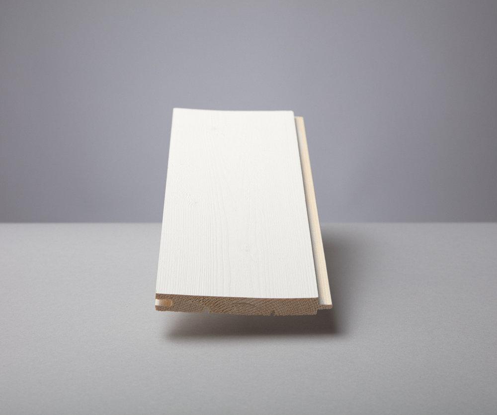 318 Slät panel i varierande bredd