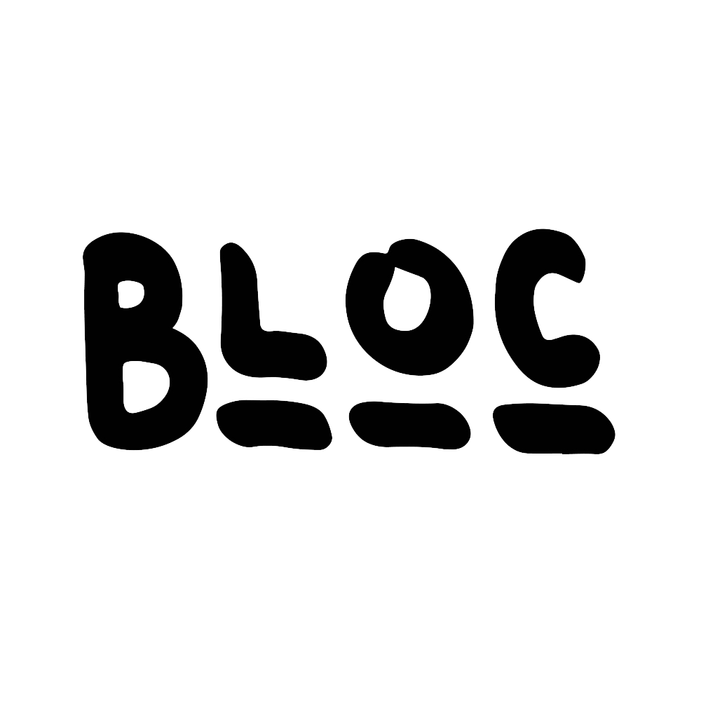 Bloc Playing Cards