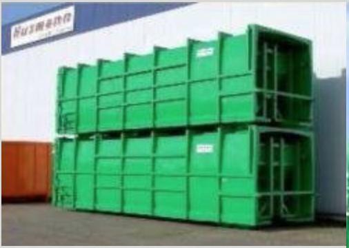 Velkokapacitní kontejnery PM pro překladové stanice