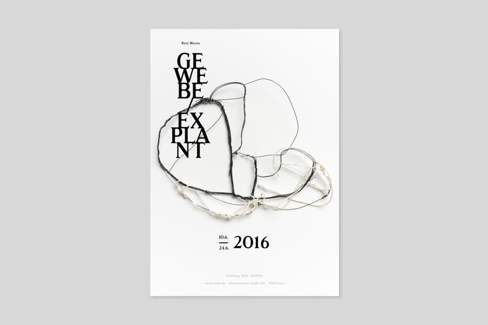 gewebe/explant_poster