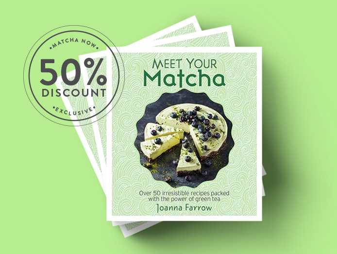 'Meet Your Matcha' Exclusive Discount