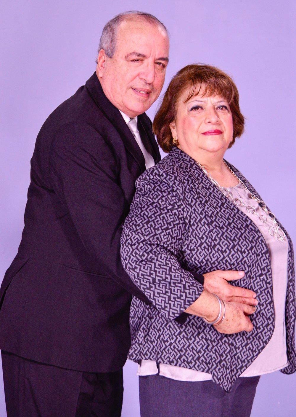 Pastores Edgar y Gladys Guerra
