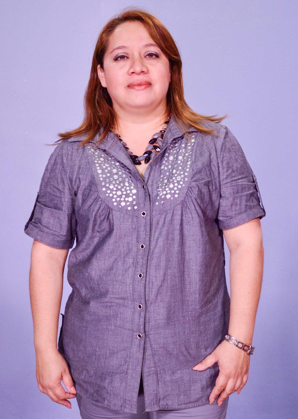 Pastora Nancy Tzul.