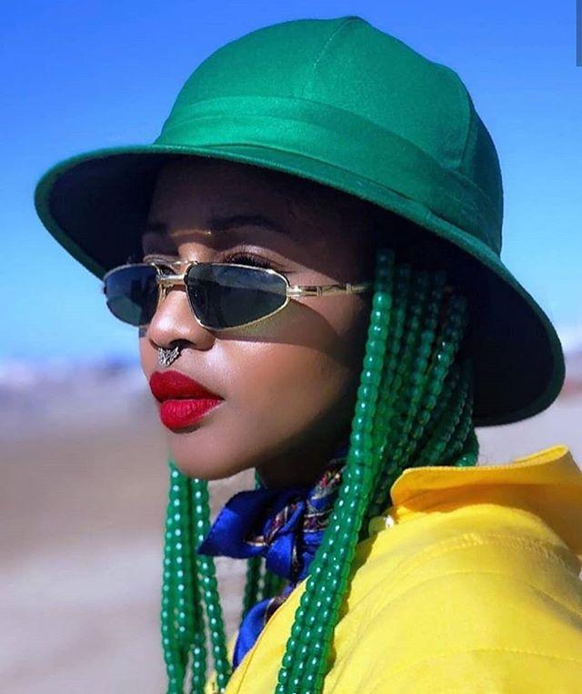 @lunathimampofu looking🔥in Morocco 🇲🇦 in her @ivintageyakho green safari hat  #flames #summercolours #safarihat #melanin #morocco #travel #actress #southafrica #johannesburg #southafricandesigner #workshopnewtown #mynewtown #africangirl #vintage #vintageshopping #ivintageyakho #accessories