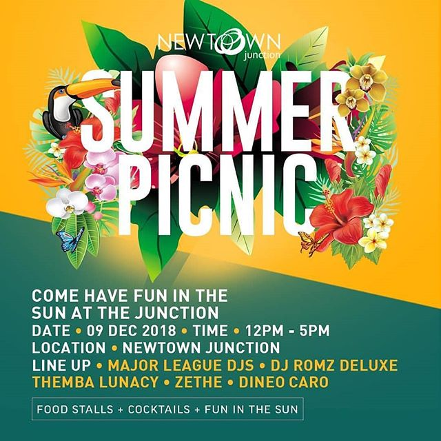 Keep calm and soak up the sun with Flying Fish and Newtown Junction this Sunday. #nottobemissed #bringafriendday - #seeyouthere